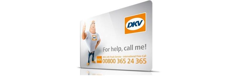 DKV-tankkaart aanvragen