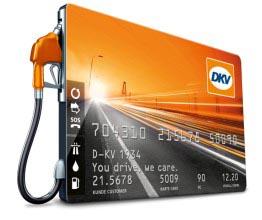 DKV tankkaart voor zelfstandigen